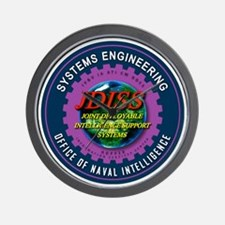 JDISS Systems Engineering Wall Clock