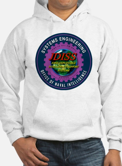 JDISS Systems Engineering Hoodie