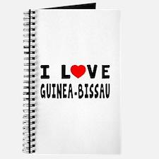 I Love Guinea-Bissau Journal