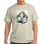 Chinese Owl Pigeons Light T-Shirt