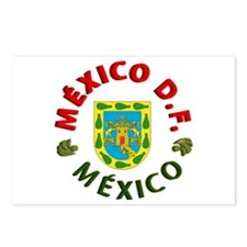 México D.F. Postcards (Package of 8)