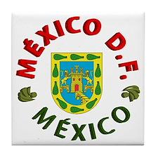 México D.F. Tile Coaster