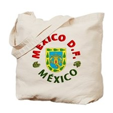México D.F. Tote Bag
