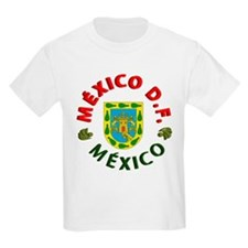 México D.F. Kids T-Shirt