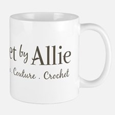 Crochet By Allie New Logo Small Small Mug