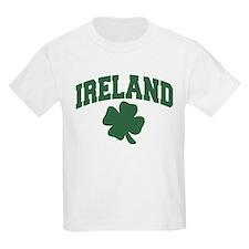 Ireland Shamrock Kids T-Shirt