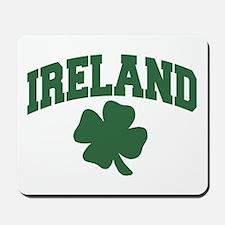 Ireland Shamrock Mousepad