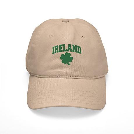 Ireland Shamrock Cap