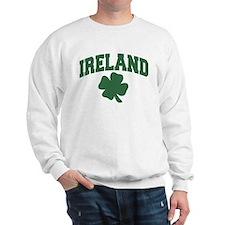 Ireland Shamrock Sweater