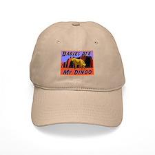 babies ate my dingo Baseball Cap