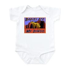 babies ate my dingo Infant Bodysuit
