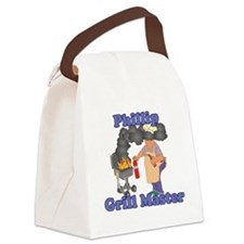 Grill Master Phillip Canvas Lunch Bag