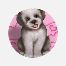 "Woof 3.5"" Button"