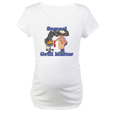 Grill Master Samuel Maternity T-Shirt