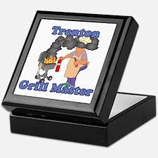 Grill Master Trenton Keepsake Box