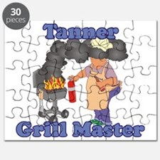 Grill Master Tanner Puzzle