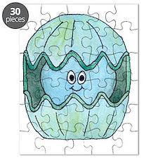 Cute Clam Shellfish. Puzzle