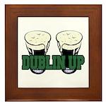 Dublin Up Framed Tile