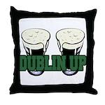 Dublin Up Throw Pillow