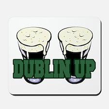 Dublin Up Mousepad