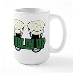 Dublin Up Large Mug