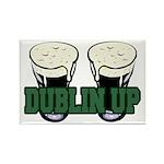 Dublin Up Rectangle Magnet (10 pack)