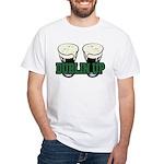 Dublin Up White T-Shirt