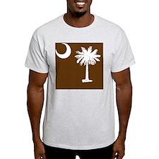 South Carolina Palmetto State Flag T-Shirt