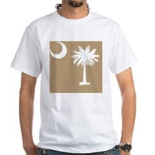South Carolina Palmetto State Fla Shirt