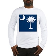 South Carolina Palmetto State  Long Sleeve T-Shirt