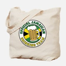 Official Jamaican Drinking Team Tote Bag