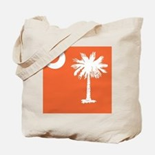 South Carolina Palm... Tote Bag