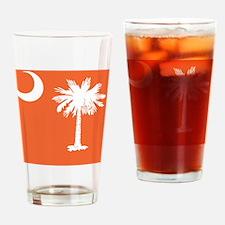 South Carolina Palm... Drinking Glass
