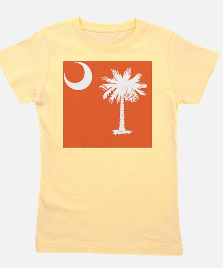 South Carolina Palm... Girl's Tee