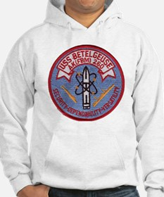 uss betelgeuse patch transparent Hoodie