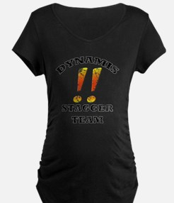 Dynamis Stagger Team Aged T-Shirt
