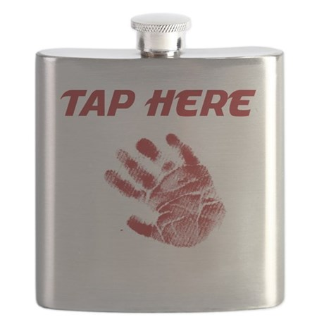 Tap Here Flask