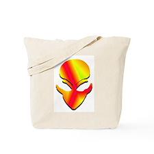 Alien Fusion Tote Bag
