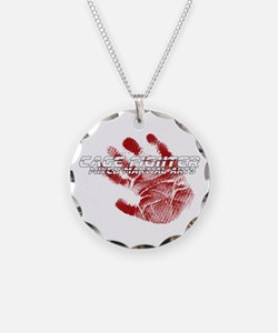 Cage Fighter Necklace
