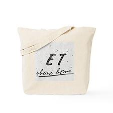 ET Phone Home Tote Bag