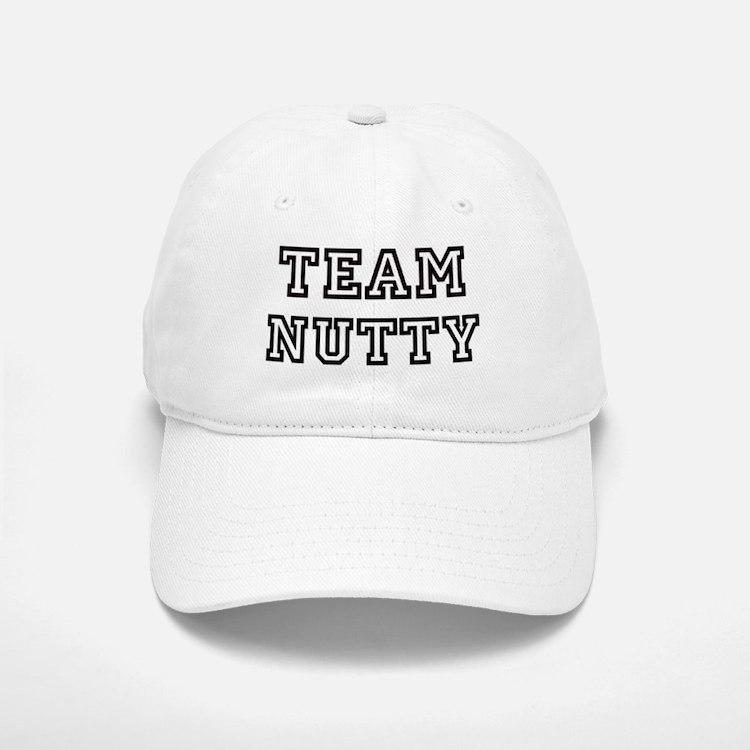 Team NUTTY Baseball Baseball Cap