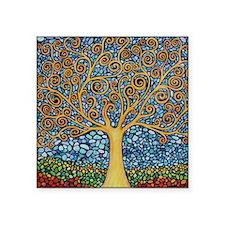"My Tree of Life Square Sticker 3"" x 3"""