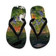 Alpine flowers in Rustler's Gulch Flip Flops