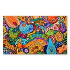 Abstract Whimsy Decal