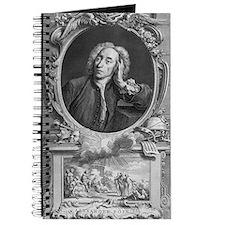 Alexander Pope, English poet Journal