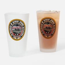 Desert Storm Veterans Drinking Glass