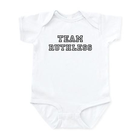 Team RUTHLESS Infant Bodysuit