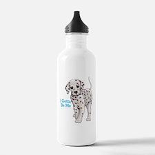 I Gotta Be Me dalmatia Water Bottle