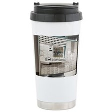 Analogue computer Travel Mug