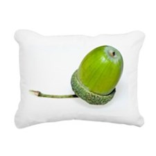 Acorn Rectangular Canvas Pillow